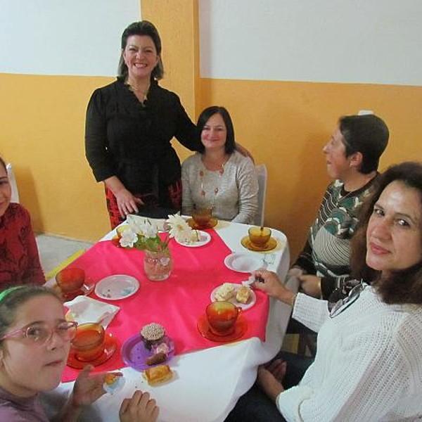 Reunião de Mulheres - Dia de Confraternização