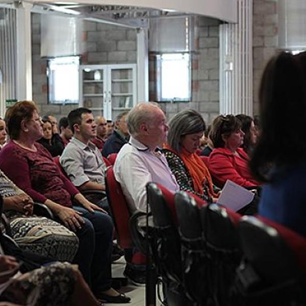Seminário de Liderança com Pastor Joãozinho