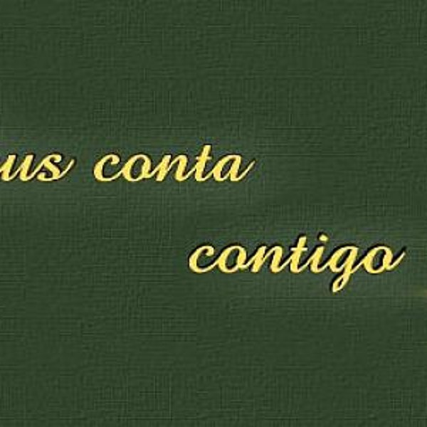 CONTA COMIGO SENHOR