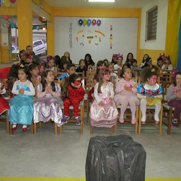 Comemoração do Dia das Crianças