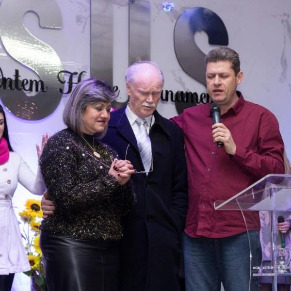 Cruzada de Curas e Milagres com Pastor Josué Dall Asta