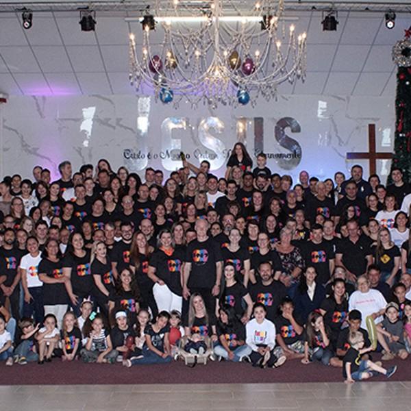 Festa de Final de Ano da Catedral Quadrangular