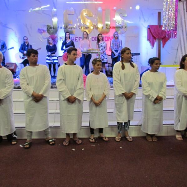 Batismo Novembro 2019